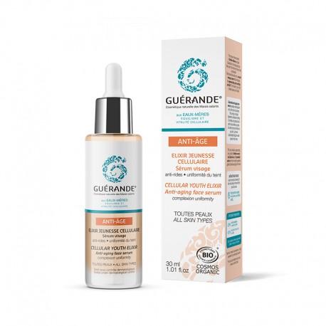 Elixir Jeunesse Cellulaire bio Guérande Cosmetics