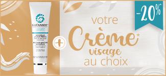 C'est le printemps, reminéralisez votre peau ! Le nouveau Neosérum + votre Crème* visage au choix = le duo à -20%*
