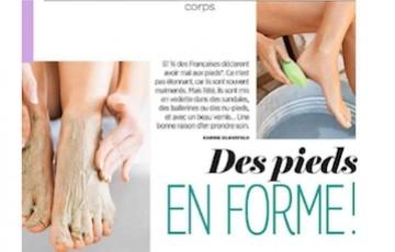 TOP SANTÉ recommande le gommage marin de Guérande Cosmetics !