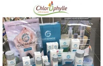 Retrouvez les animations Guérande chez Chlorophylle !