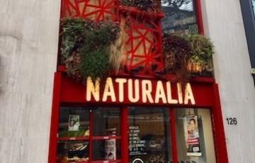 Une journée presse au Naturalia de Boulogne pour Guérande Cosmetics !