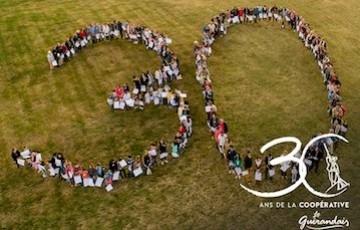 La Coopérative Les Salines de Guérande a 30 ans