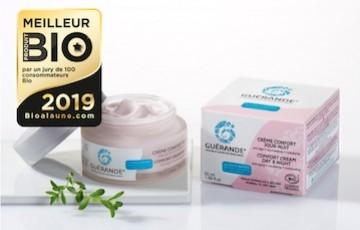 Nouvelle Crème confort jour-nuit GUÉRANDE : le soin visage préféré des peaux sèches !