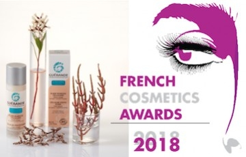 L'Elixir Jeunesse lauréat des French Cosmetics Awards au Salon Cosmoprof Asia !