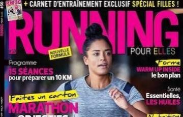 RUNNING POUR ELLES : PEAU D'ANGE