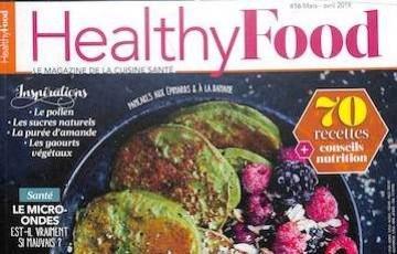 HEALTHY FOOD : UN ESPRIT SAIN DANS UN CORPS SAIN