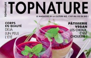 TOP NATURE : CORPS EN BEAUTÉ