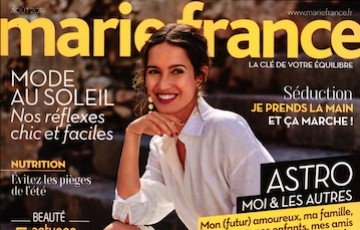 MARIE-FRANCE : Le tour de France de la Beauté