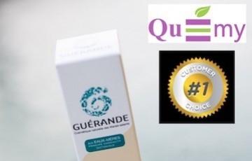 GUÉRANDE OBTIENT L'AWARD DU CHOIX CLIENT QUEMY