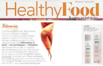 HEALTHY FOOD : 100% Bio, 100% Belle !