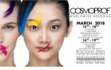 REVIEW OF BOLOGNA'S COSMOPROF BEAUTY FAIR